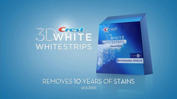 Crest 3D White Whitestrips TV Spot, 'Holiday Season' - Thumbnail 8
