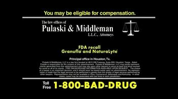 Pulaski & Middleman TV Spot, 'Dialysis Patients' - Thumbnail 10