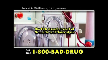 Pulaski & Middleman TV Spot, 'Dialysis Patients' - Thumbnail 2