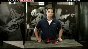 Craftsman C3 Lithium- Ion TV Spot, 'Guys' Favorites'