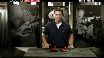 Craftsman C3 Lithium- Ion TV Spot, 'Guys' Favorites' - Thumbnail 5