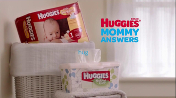 Huggies Mommy Answers TV Spot 'First Diaper' - Thumbnail 10