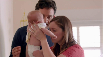 Huggies Mommy Answers TV Spot 'First Diaper' - Thumbnail 5