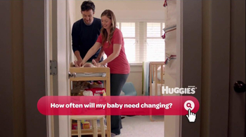 Huggies Mommy Answers TV Spot 'First Diaper'