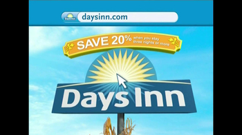 Days Inn TV Spot, 'Save 20%' - Thumbnail 3