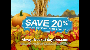 Days Inn TV Spot, 'Save 20%' - Thumbnail 4