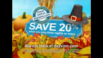 Days Inn TV Spot, 'Save 20%' - Thumbnail 6