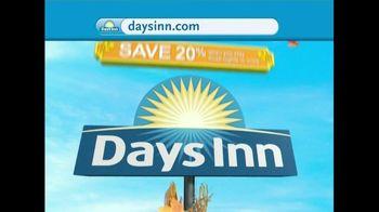 Days Inn TV Spot, 'Save 20%'