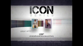 Icon Series TV Spot