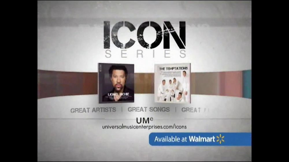 Universal Music Group Icon Series TV Commercial - Video