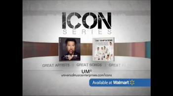 Universal Music Group Icon Series TV Spot