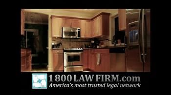 1-800-LAW-FIRM TV Spot, 'Yaz Birth Control Injury' - Thumbnail 1