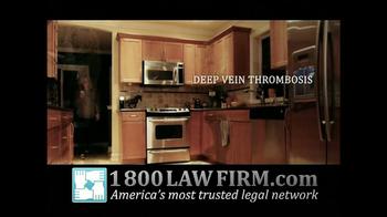 1-800-LAW-FIRM TV Spot, 'Yaz Birth Control Injury' - Thumbnail 2