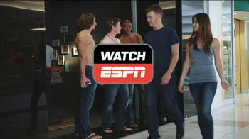 Watch ESPN App TV Spot, 'Store Models' - Thumbnail 10