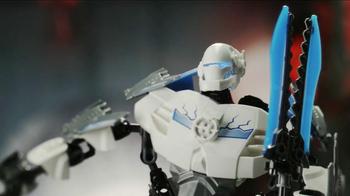 LEGO Hero Factory TV Spot, 'Breakout'