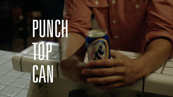 Miller Lite Punch Top Can TV Spot, Song by The Heavy - Thumbnail 3