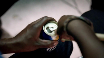 Miller Lite Punch Top Can TV Spot, Song by The Heavy - Thumbnail 9