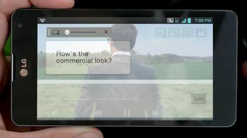 LG Optimus G TV Spot, 'Commercial Shoot' - Thumbnail 8