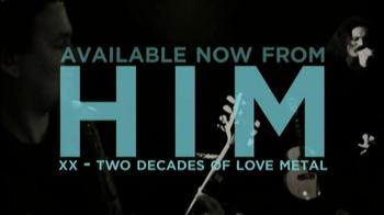 HIM XX - Two Decades of Love Metal TV Spot  - Thumbnail 2