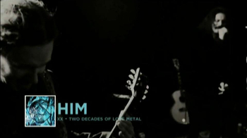 HIM XX - Two Decades of Love Metal TV Spot  - Thumbnail 3