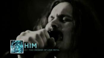 HIM XX - Two Decades of Love Metal TV Spot  - Thumbnail 6