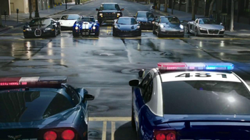 Need For Speed Most Wanted TV Spot, 'Live Action' Song by Sir Mix-A-Lot