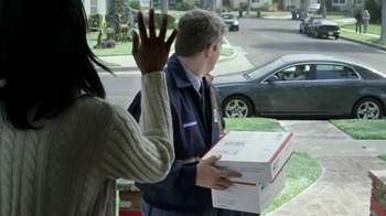 U.S. Postal Service TV Spot, 'The Mall' - Thumbnail 9