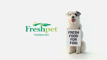 Freshpet TV Spot 'Fresh Food for Fido' - Thumbnail 6