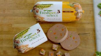 Freshpet TV Spot 'Fresh Food for Fido' - Thumbnail 2