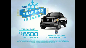 Ford Year End Celebration TV Spot, 'Best in Class' Featuring Mike Rowe - Thumbnail 9