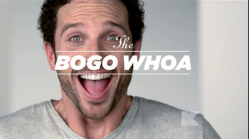 Kmart TV Spot, 'The Bogo Woah' Lights Song