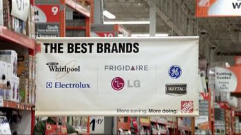 The Home Depot TV Spot 'Black Friday Prices Today' - 328 commercial airings