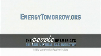 American Petroleum Institute Natural Gas TV Spot, 'Look Down' - Thumbnail 8