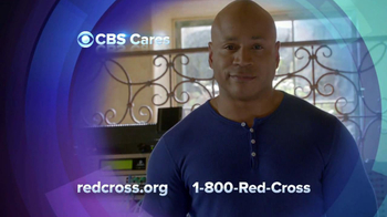 CBS Cares TV Spot, 'Super Storm Sandy' Featuring LL Cool J