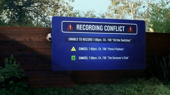 DIRECTV TV Spot, 'Ball Recording Conflict' - Thumbnail 2