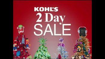 Kohl's 2-Day Sale TV Spot  - 129 commercial airings