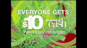 Kohl's 2-Day Sale TV Spot  - Thumbnail 8