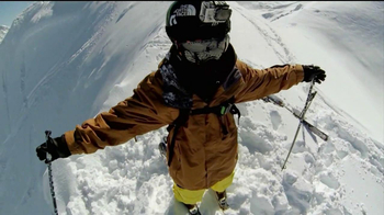 GoPro HERO3 TV Spot Featuring Tom Wallisch Song by Kraddy