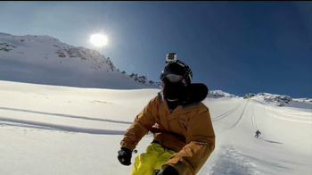 GoPro HERO3 TV Spot Featuring Tom Wallisch Song by Kraddy - Thumbnail 4