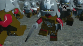 Warner Bros. Games TV Spot, 'LEGO Lord of the Rings' - Thumbnail 1