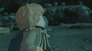 Warner Bros. Games TV Spot, 'LEGO Lord of the Rings' - Thumbnail 5