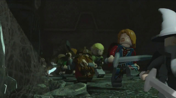 Warner Bros. Games TV Spot, 'LEGO Lord of the Rings' - Thumbnail 6