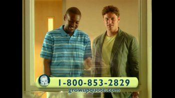 Gerber Life Grow-Up Plan TV Spot 'Nursery Dads'