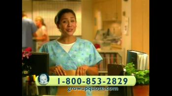 Gerber Life Grow-Up Plan TV Spot 'Nursery Dads' - Thumbnail 6