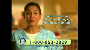 Gerber Life Grow-Up Plan TV Spot 'Nursery Dads' - Thumbnail 9