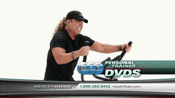 HealthRider TV Spot Featuring Tony Little - Thumbnail 8