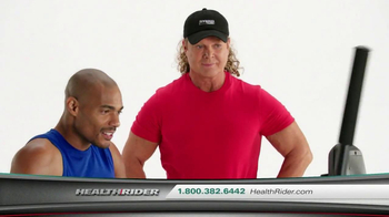 HealthRider TV Spot Featuring Tony Little - Thumbnail 7