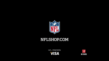 NFL Shop TV Spot, 'Lucky Hat' Featuring Arian Foster - Thumbnail 8