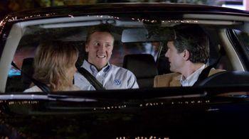 Volkswagen Sign Then Drive TV Spot, \'Test Drive: Dinner\'
