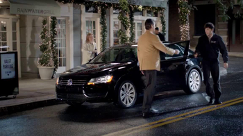 Volkswagen Sign Then Drive TV Spot, 'Test Drive: Dinner' - Thumbnail 1
